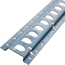 3m F Type Cargo Track - High Strength Stainless Steel, Genuine from UK