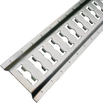 3m E Type Cargo Track - High Strength Zinc Plated Steel