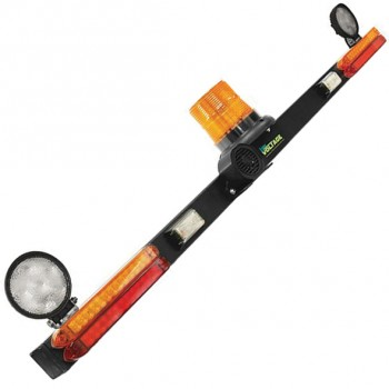 LED Mining Bar with Work Lamps