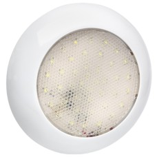 LED Interior Lamp, White Base - 145mm