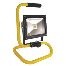 Portable LED Work Lamp - 1800 / 900 Lumens