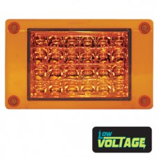 LED Indicator Lamp Insert - Amber