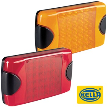 Hella LED Rear Direction Lamps - Indicator / Stop / Tail