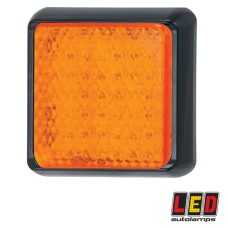 LED100AM LED Amber Lamp - Indicator