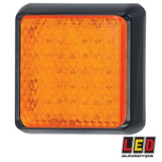 LED125AM LED Amber Lamp - Indicator