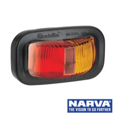 Narva Model 16 / LED Side Marker Lamp with Vinyl Grommet & 0.5m Cable