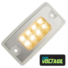 LED Cab Marker Lamp - Amber / Clear