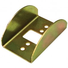 Side Lamp Protector Bracket - Gold Zinc Plated