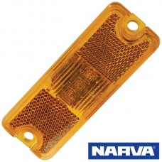 LED Side Marker Lamp, 10-30 Volt  - Amber