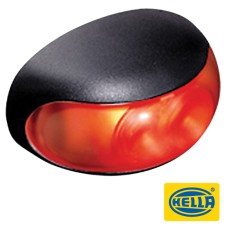 DuraLed Rear Position Outline Lamp - Red