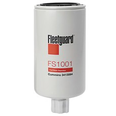 Fleetguard Fuel Water Separator Filter - FS1001