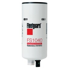 Fleetguard Fuel Water Separator Filter - FS1040