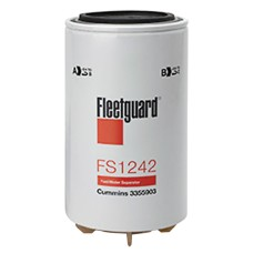 Fleetguard Fuel Water Separator Filter  - FS1242