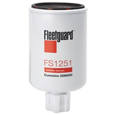 Fleetguard Fuel Water Separator Filter  - FS1251