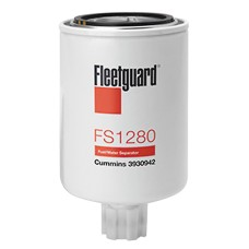 Fleetguard Fuel Water Separator Filter  - FS1280