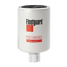 Fleetguard Fuel Water Separator Filter - FS19580