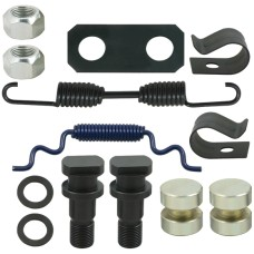 Brake Shoe Hardware Kit - Steer Axle 4524B Quickchange