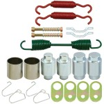 Brake Shoe - Hardware Kits
