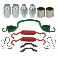 Brake Shoe Hardware Kit - Steer Axle Q Plus Meritor