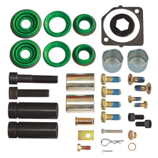 Caliper Slide Pin & Seal Kit - Meritor DX195 / DX225