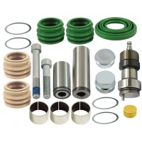 Caliper Slide Pin & Seal Major Repair Kit  - Wabco Pan 19 / 22