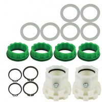 Camshaft Bush, Washer & Circlip Kit - 1 Axle Set - Fruehauf