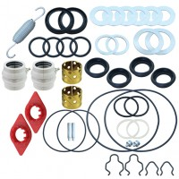 Camshaft Bush, Washer & Circlip Kit - 1 Axle Set - SAF