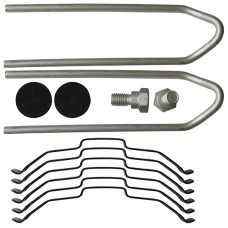 Disc Pad Retainer Kit - Wabco 17.5""