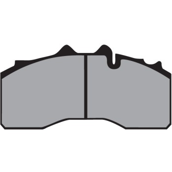Disc Brake Pads, BPW (Genuine) - 29228
