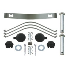 Disc Pad Retainer Kit - Knorr SB6 / SN6