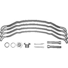 Disc Pad Retainer Kit - Meritor DX195