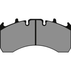 Disc Brake Pads, Meritor (After Market) - 29177