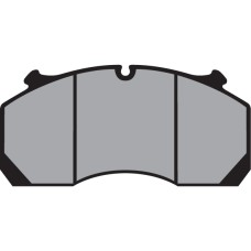 Disc Brake Pads, Meritor DX225 (After Market) - 29150