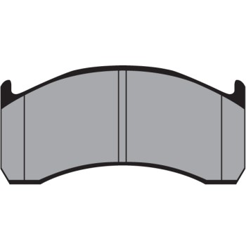 Disc Brake Pads, Meritor (Genuine) - MDP1387