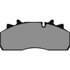Disc Brake Pads, Wabco (After Market) - 29159