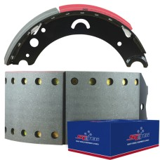 "FRAS-LE AF557 Lined Brake Shoe  - BPW New Gen - 16.5"" x 7"". Comes with Hardware"