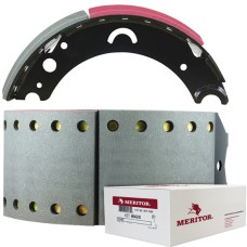 "Meritor-Euclid MG2 Lined Brake Shoe  - BPW New Gen - 16.5"" x 7"". Comes with Hardware"