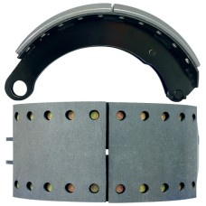 Genuine Lined Brake Shoe - 1 x SAF Shoe with Roller - 420 x 180mm