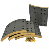 Brake Lining Set - Suits 4515 EF shoes