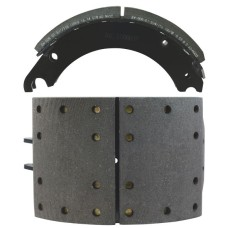 NA42 Lined Brake Shoe - ROR BMX - 350 x 200mm