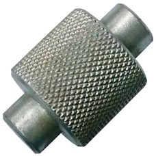"Brake Shoe Knurled Roller - 1/4"" Oversized"