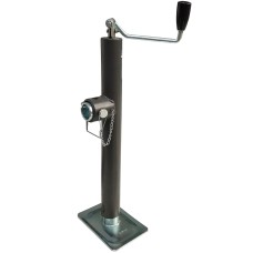 Butler Top Wind Swivel Jockey Leg - 2268kg Lift Capacity