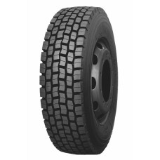 GREENTOUR T63 Tubeless Drive Tyre - 11R 22.5