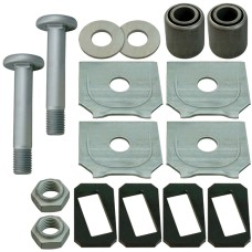 M30 Spring Eye Bush Repair Kit (Alignable / Tapered Hangers) - BPW