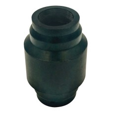 Bush Radius Rod, Straight - Rubber