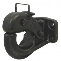 Pintle Hook - SAF Medium Duty Rigid Mount, 35kN