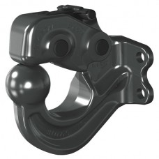 Pintle Hook with 50mm Ball - SAF Medium Duty 20kN