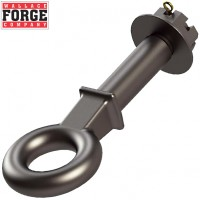25t Bolt On Swivel Drawbar Towing Eye - Wallace Forge