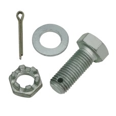 Jost JSK Turntable Bolt, Nut, Washer & Pin (Suits Handle) - SK1513