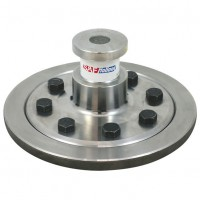 50mm King Pin & 12mm Skid Plate Assembly - SAF